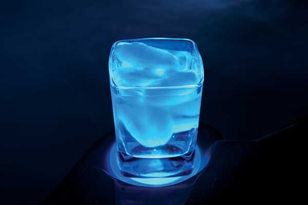 Illuminated Drink Holders